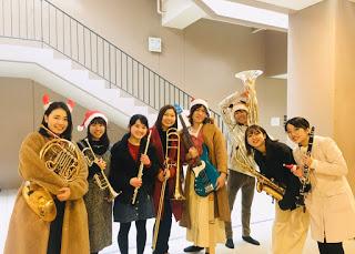 東京外大吹奏楽団