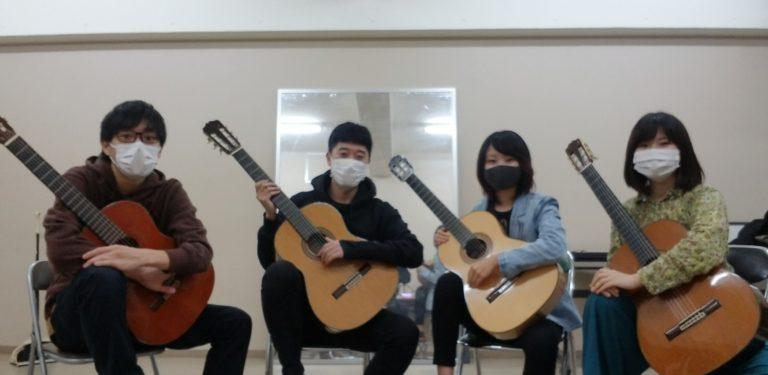 古典ギター部